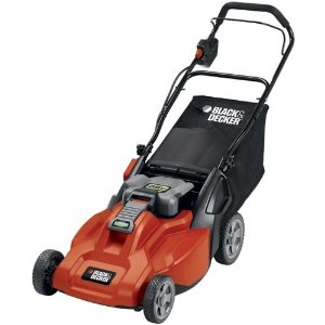 Black & Decker CM1936 battery lawn mower