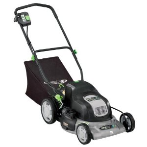 Earthwise 60120 cordless lawn mower
