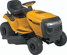 Poulan PB195H42LT Pro lawn tractor