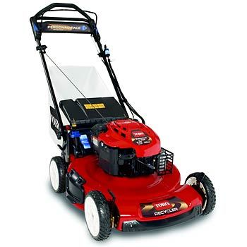 Toro 20334 mower with electric start